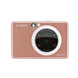 Canon Zoemini S Instant Camera Printer Rose Gold mega kosovo prishtina pristina skopje