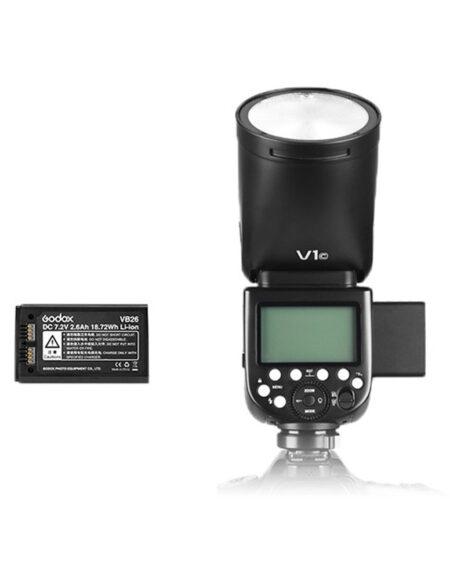 Godox V1 Round Head Camera Flash for Canon mega kosovo prishtina pristina skopje
