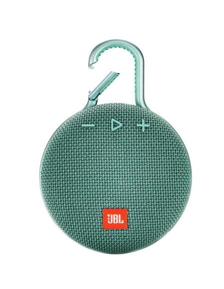 JBL Clip 3 Portable Bluetooth Speaker Teal mega kosovo prishtina pristina skopje