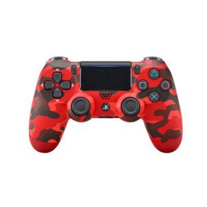 PS4 DUALSHOCK RED CAMOUFLAGE mega kosovo prishtina pristina