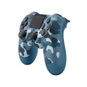 PS4 Dualshock Blue Camouflage mega kosovo prishtina pristina