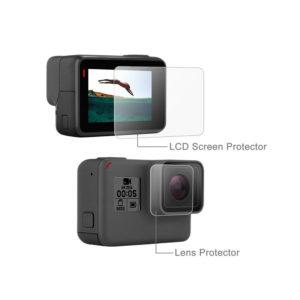 2 in 1 Film Protector GoPro Hero-5-GP500