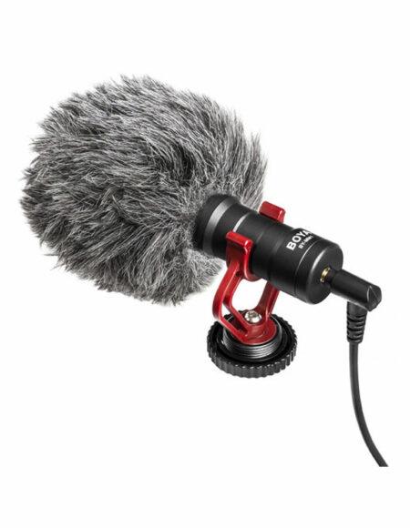 BOYA BY-MM1 Mini Cardioid Condenser Microphone mega kosovo prishtina pristina skopje