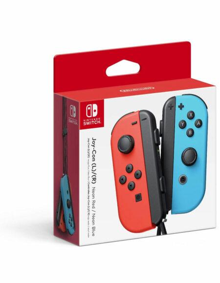 Nintendo Joy-Con Controllers Neon/Red-Blue mega kosovo pristina pristina skopje