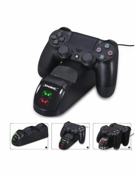 Playstation 4 Dual Charging Dock Dobe mega kosovo prishtina pristina skopje