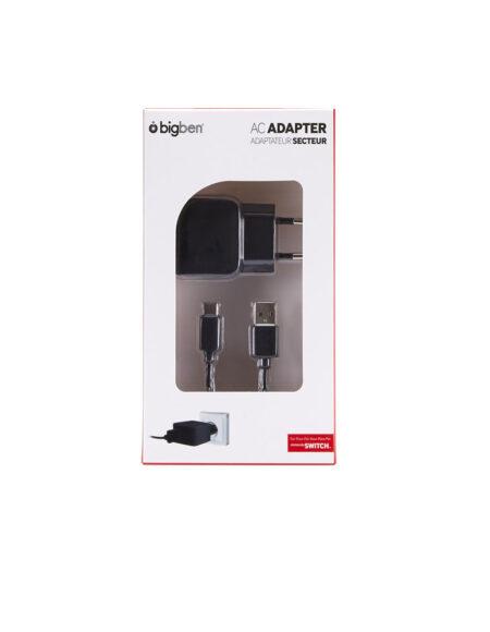 Ac Adapter Nintendo Switch BigBen mega kosovo prishtina pristina