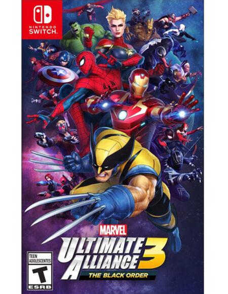 Nintendo Switch Ultimate Alliance 3 The Black Order mega kosovo prishtina pristina skopje