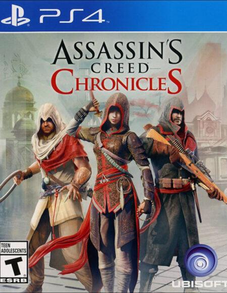 PS4 Assassin's Creed Chronicles mega kosovo prishtina pristina