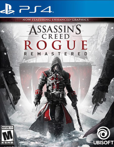 PS4 Assassin's Creed Rogue Remastered mega kosovo prishtina pristina
