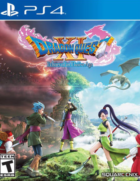 PS4 Dragon Quest XI Echoes of an Elusive Age mega kosovo prishtina pristina
