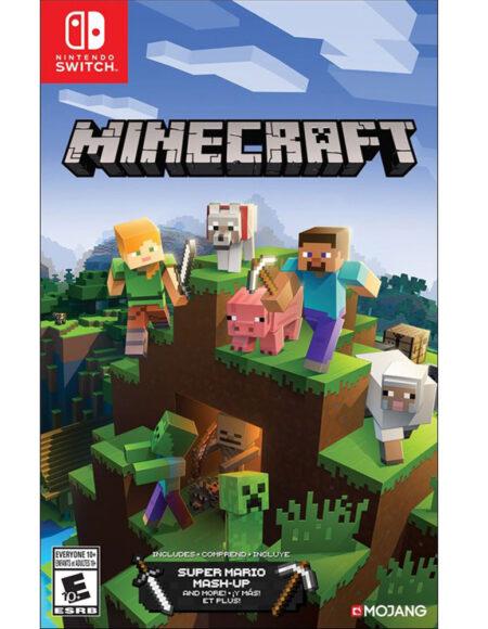 Nintendo Switch Minecraft mega kosovo prishtina pristina skopje
