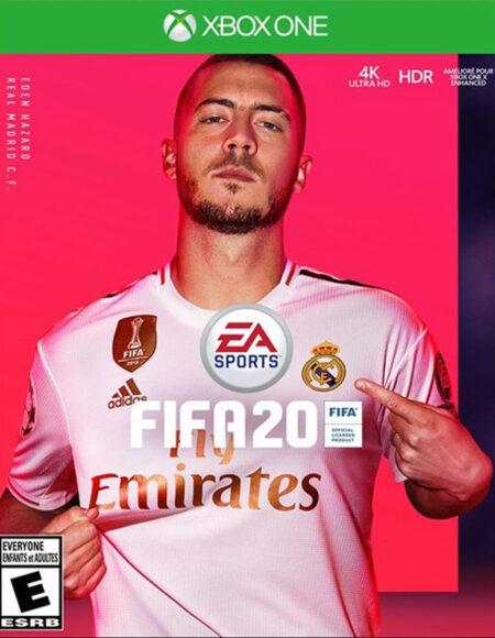 XBOX ONE FIFA 20 mega kosovo prishtina pristina