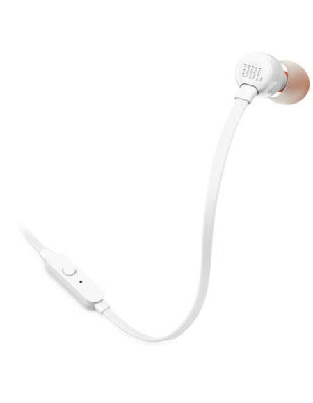 JBL T110 In Ear Headphones White mega kosovo prishtina pristina
