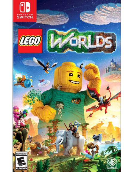 Nintendo Switch Lego Worlds mega kosovo prishtina pristina skopje