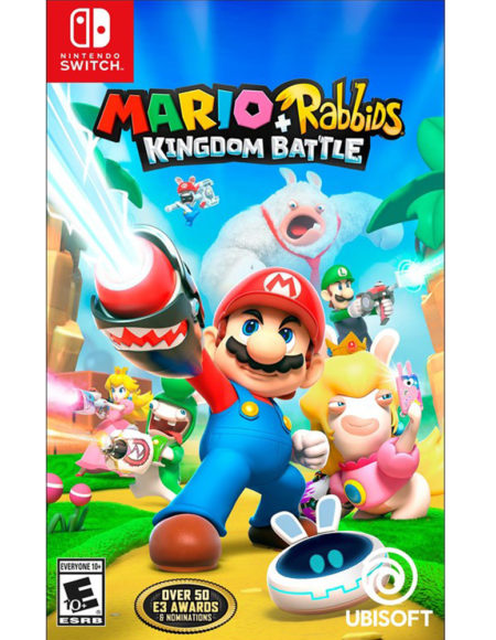 Nintendo Switch Mario + Rabbids Kingdom Battle mega kosovo prishtina pristina skopje