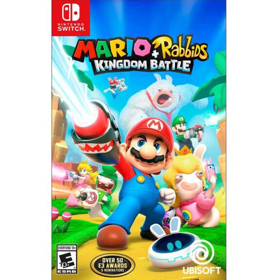 Nintendo Switch Mario + Rabbids Kingdom Battle mega kosovo prishtina pristina skopje