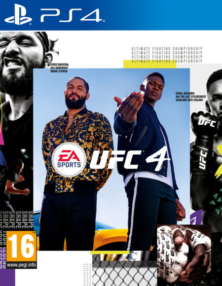 PS4 EA Sports UFC 4 mega kosovo prishtina pristina skopje