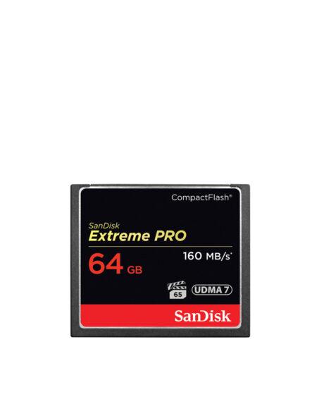SanDisk Extreme Pro CompactFlash Memory Card 64GB 160mb/s mega kosovo prishtina pristina