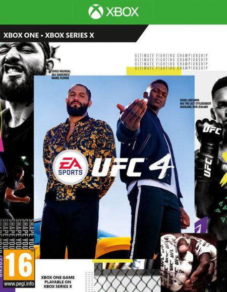 Xbox EA Sports UFC 4 mega kosovo prishtina pristina skopje