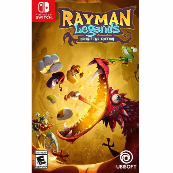 Nintendo Switch Rayman Legends Definitive Edition mega kosovo prishtina pristina