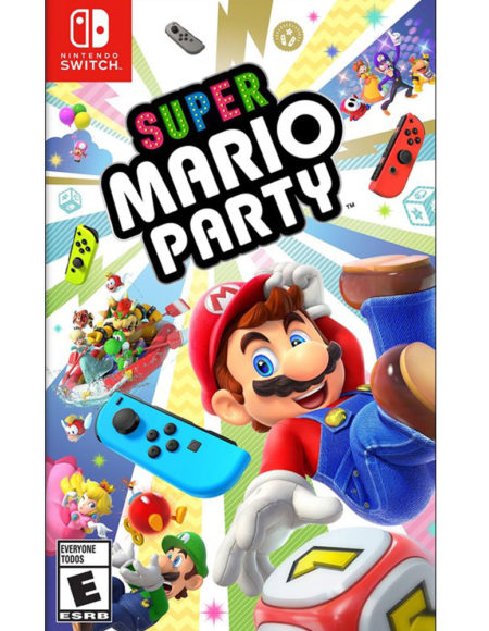 Nintendo Switch Super Mario Party mega kosovo prishtina pristina skopje