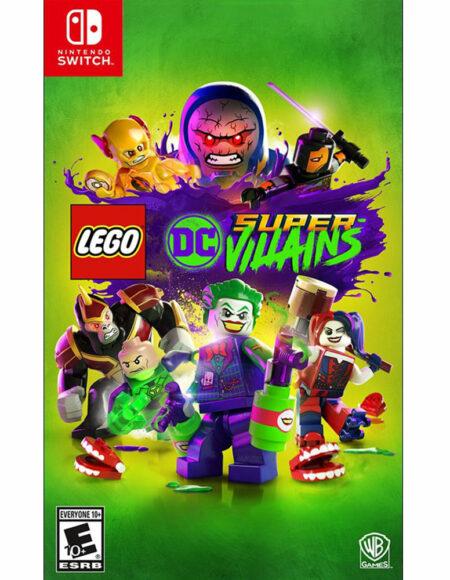 Nintendo switch LEGO DC Super Villains mega kosovo prishtina pristina skopje