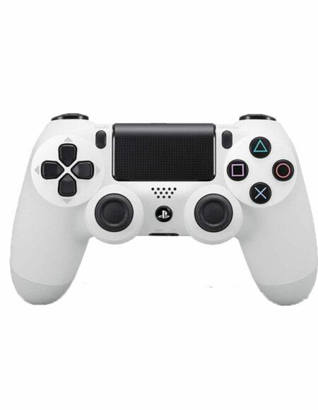PS4 Dualshock Glacier white mega kosovo prishtina pristina