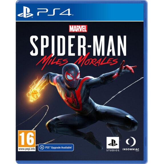 PS4 Marvel's Spider Man Miles Morales mega kosovo kosova pristina prishtina