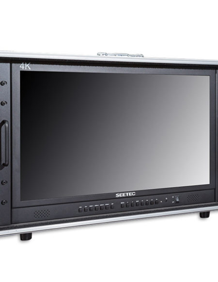 SEETEC 23.8'' 4K(3840-x-2160) Ultra HD Resolution Carry on Broadcast Director Monitor for CCTV Monitoring Making mega kosovo kosova pristina prishtina