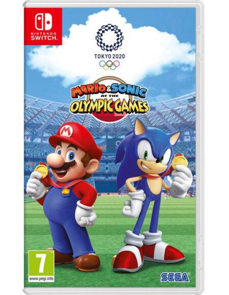 Nintendo Switch Mario & Sonic At The Tokyo Olympics Games 2020 mega ksovo kosova prishtina pristina