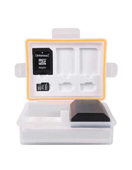 PATONA Storage box For batteries and memory cards For Canon LP-E6 Sony NP-FZ100 Nikon EN-EL15 mega kosovo kosova pristina prishtina