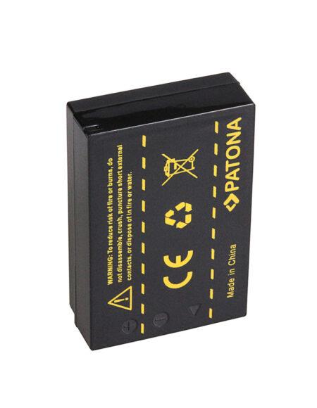 PATONA battery For Canon LPE12 LPE-12 Canon EOS M mega kosovo kosova pristina prishtina
