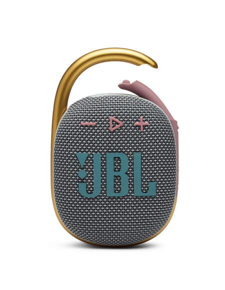 JBL Clip 4 Portable Bluetooth Speaker Gray mega kosovo kosova prishtina pristina skopje