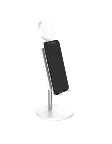 "Digipower Shine Phone holder with 3"" ring light mega kosovo kosova pristina prishtina skopje"