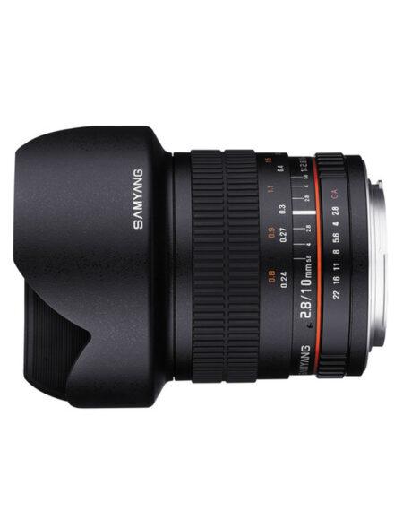 Samyang 10mm f/2.8 ED AS NCS CS Lens (Canon EF Mount) mega kosovo kosova pristina prishtina skopje