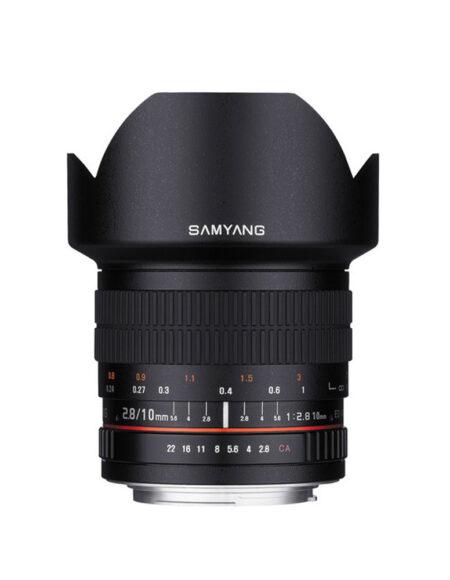 Samyang 10mm f/2.8 ED AS NCS CS Lens (Nikon F Mount) mega kosovo kosova pristina prishtina skopje