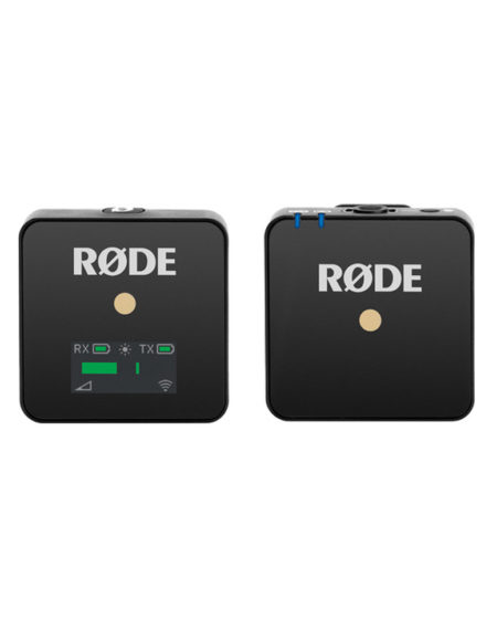 Rode GO Wireless Compact Digital Microphone System 2.4 GHz