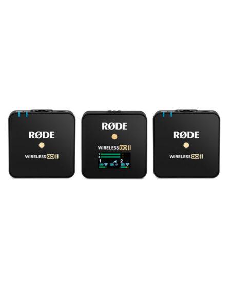 Rode Wireless GO II 2-Person Compact Digital Microphone 2.4 GHz mega kosovo kosova pristina prishtina