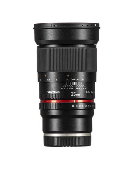 Samyang Lens 35mm f/1.4 AS UMC Lens for Sony E mega kosovo kosova pristina prishtina