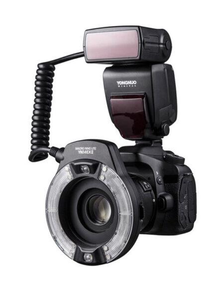 Yongnuo YN-14EX II TTL Macro Ring Flash Kit for Canon mega kosovo kosova pristina prishtina