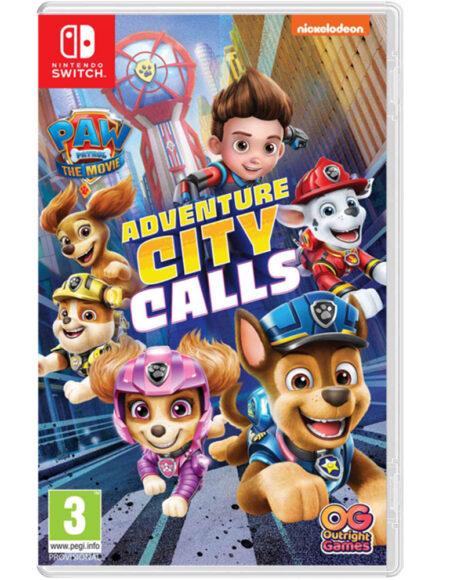 Nintendo Switch PAW Patrol The Movie - Adventure City Calls mega kosovo kosova prishtina pristina