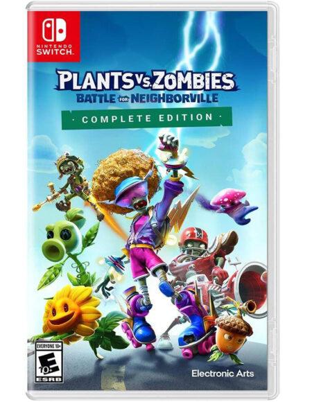 Nintendo Switch Plants vs Zombies - Battle for Neighborville Complete Edition mega kosovo kosova pristina prishtina
